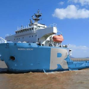 Roll Group Adds a Module Carrier to Its Fleet