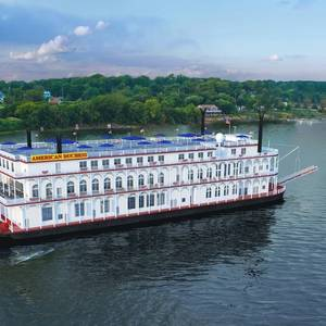 Riverboat American Duchess to Launch in August