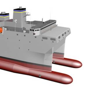 Halter Marine Wins US Navy Contract for the T-AGOS Program
