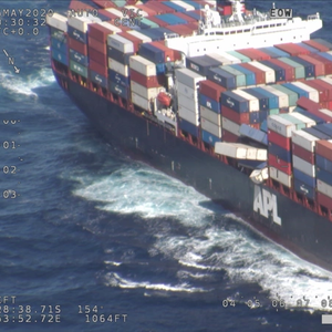 Containership Loses Boxes in Heavy Seas off Australia
