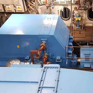 Atlas Copco Compressors Provide Air Power for RRS Sir David Attenborough