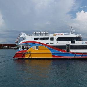 High-speed Catamaran Delivered to VS Grand Ferries