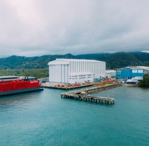 Austal Launches 109m Ferry