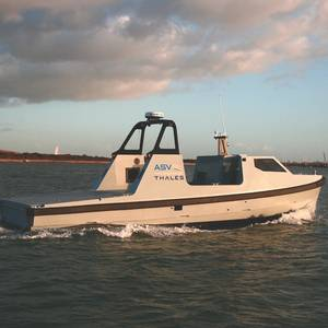 Tomorrow's Defense: Unmanned Vehicles Enter the Naval Arena