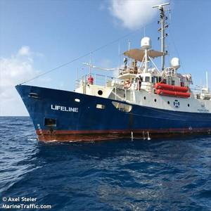 Italy to Impound German Charity's Migrant Rescue Ship