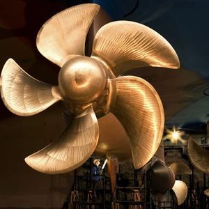 ABB Propulsion for China-Built Cruise Ship