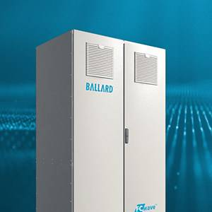 Ballard Launches Fuel Cell Module to Power Ships