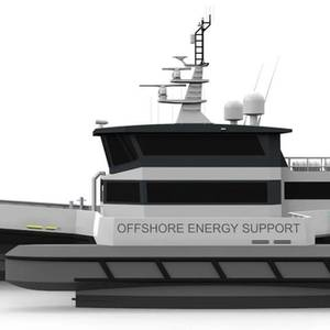 Seacat Services Orders Two Low-Emission Crew Transfer Vessels for Offshore Wind Ops