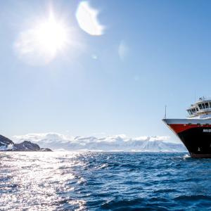 Hurtigruten Trio Due for Hybrid Power Upgrades