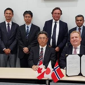 Corvus, Kawasaki Pact for Novel ESS for Offshore Vessels