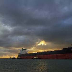 Australian Coal Exports Disrupted as Deluge Slows Port