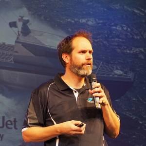 Interview: Ben Reed, Managing Director, HamiltonJet