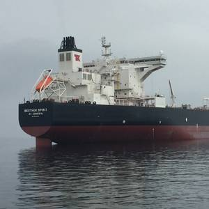 Teekay's New Shuttle Tanker Delivered