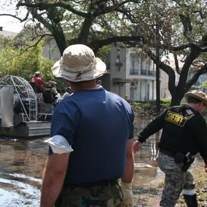 'Cajun Navy' Volunteers Race to Help in Ida's Wake