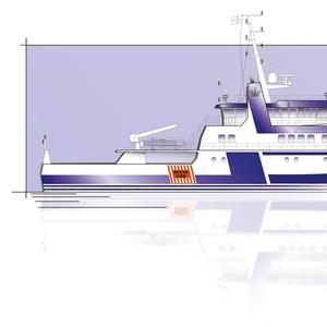 SCHOTTEL to Equip Danish Fishery Inspection Vessel