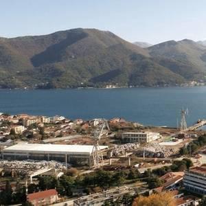 Shipyard Bijela: Concession to Consortium of Damen and Adriatic Marinas