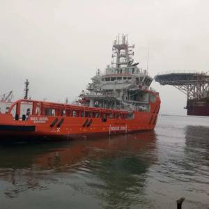 New Rescue Vessel Delivered to Sentinel Marine