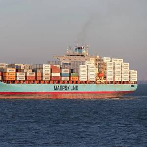 Maersk to Lay Off 2,000 in Business Shake-up