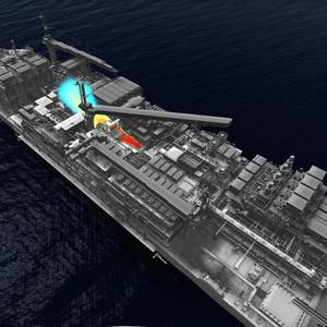 BMT Delivers CFD Study for FPSO