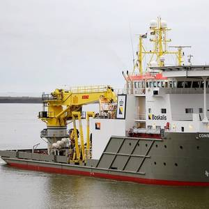 Boskalis Wins Subsea Work in the Middle East