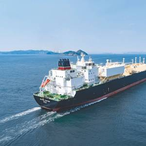 Inside the LNG Shipbuilding Boom