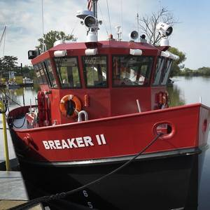 Icebreaking Tug Delivered to NY Power Authority