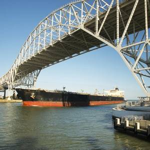 Corpus Christi Crude Exports Boom