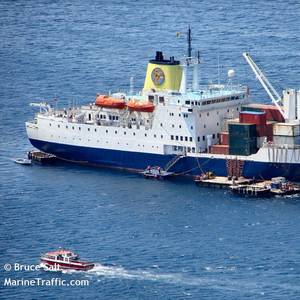 RMS St. Helena to Return as Anti-piracy Armory Vessel