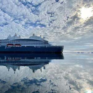 Marlink Delivers Connectivity to PONANT Polar Expedition Ship