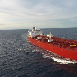 Methanol-Fueled Chem Tanker Delivered to NYK