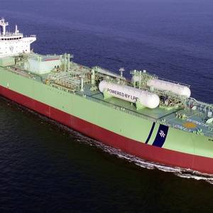 World's First LPG-fueled Gas Carrier Completes Sea Trials