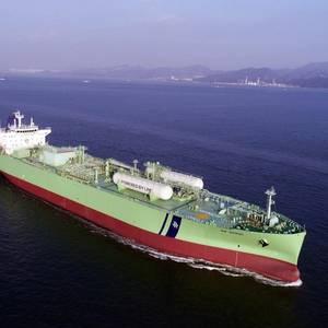 World First: Retrofitted VLGC Runs on LPG