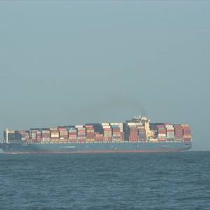Containership Crew Member Medevaced Off Hawaii