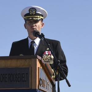 Navy Probe to Decide Future of Fired US Carrier Commander