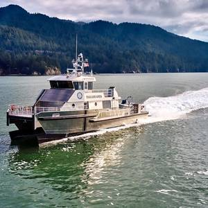 AAM Builds Patrol Boat for Texas Parks and Wildlife