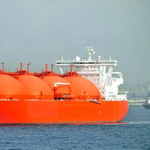 KR Publishes New Rules for Membrane-type LNG Carriers
