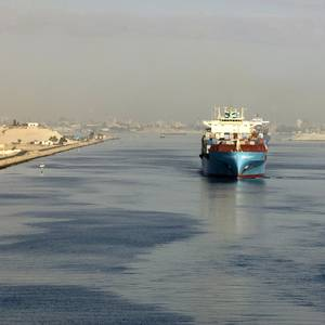 Backlogs from Suez Closure Could Take Months to Clear