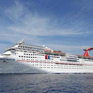 US Charters Cruise Ship to House Hurricane Relief Workers
