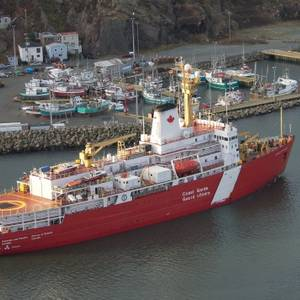 Davie Wins Canadian Icebreaker Refit Work