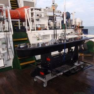 Autonomous Marine Water Sampling Completed 'On-demand'