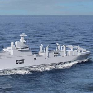 France Orders Four Logistic Support Ships