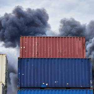 Containership Fires