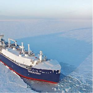 LNG Carrier Sets Northern Sea Route Record