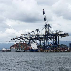 Brazil's Santos Port Workers to Get COVID-19 Vaccine