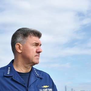 Interview: Admiral Karl Schultz, Commandant, United States Coast Guard