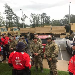 In Florence's Wake, Flooding Still a Big Concern in the Carolinas