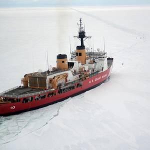 The US Government Must Fund Icebreakers Now