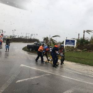 USCG's Dorian Response in Bahamas Continues