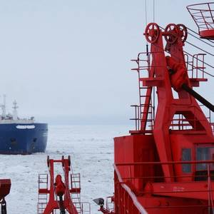 Unique Arctic Journey for Russian LNG Carrier