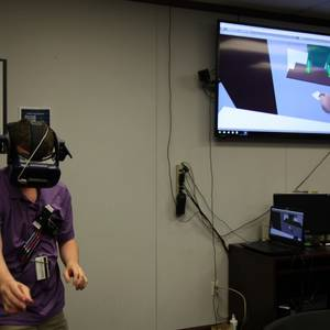 Navy Innovation: Using Virtual Reality